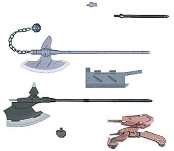 HG 機動戦士ガンダム 鉄血のオルフェンズ MSオプションセット3&ギャラルホルンモビルワーカー 1/144スケール プラモデル