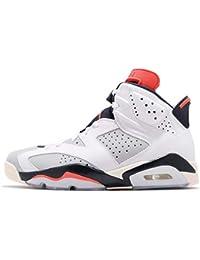 (ジョーダン) エアジョーダン 6 レトロ VI メンズ バスケットボール シューズ Air Jordan 6 Retro 384664-104 [並行輸入品]
