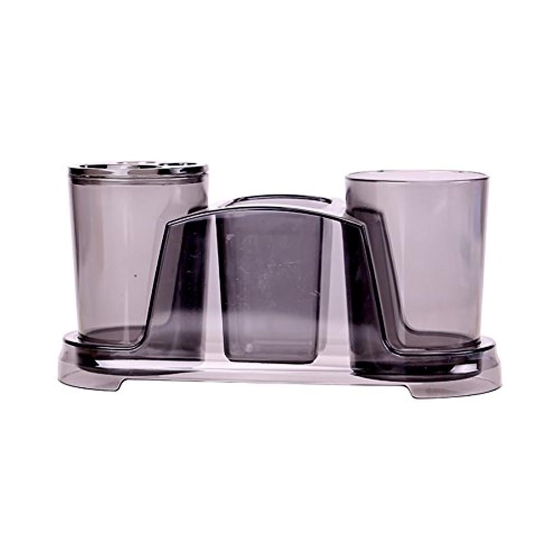 挑む費用交流する歯科キット/歯ブラシシェルフ/ wash-kit /ブラシカップ/ Tooth Brushing cup-c