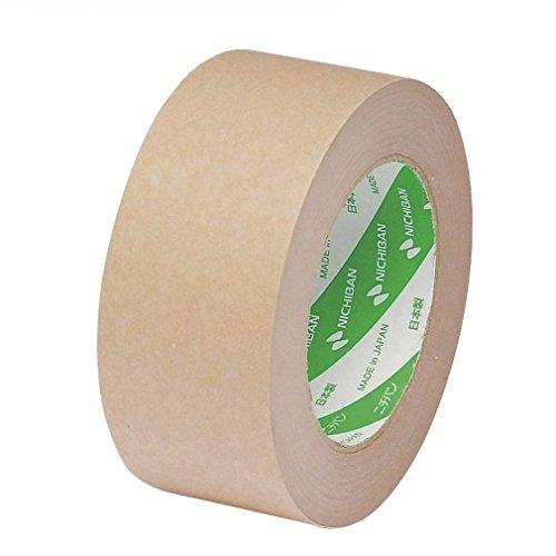 ニチバン ラミオフ再生紙クラフトテープ 50mm×50m巻 3105-50 ...