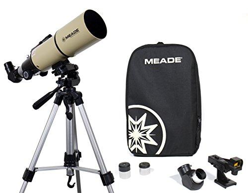[MEADE] ミード 天体望遠鏡 屈折式 口径80mm 焦点距離 400mm アドベンチャースコープ 昼夜兼用