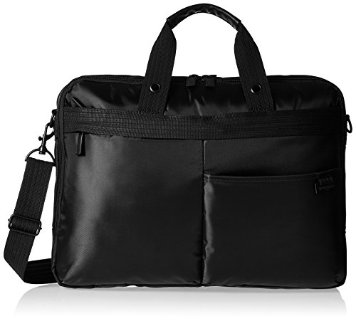 [サムソナイト] SAMSONITE Samsonite【サムソナイト】 VENNA/ベンナ Laptop Briefcase M (ビジネスバック、ブリーフケース、ラップトップ) 30R*09002 13 (ブラック)