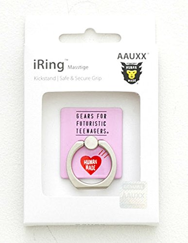 HUMAN MADE iRing HEART PINK タブ...