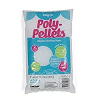 Fairfield Poly-Pellets Weighted Stuffing Beads by Fairfield