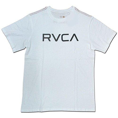 RVCA(ルーカルカ) 半袖 ショートスリーブ Tシャツ BIG RVCA(ビッグルーカ) M WHT
