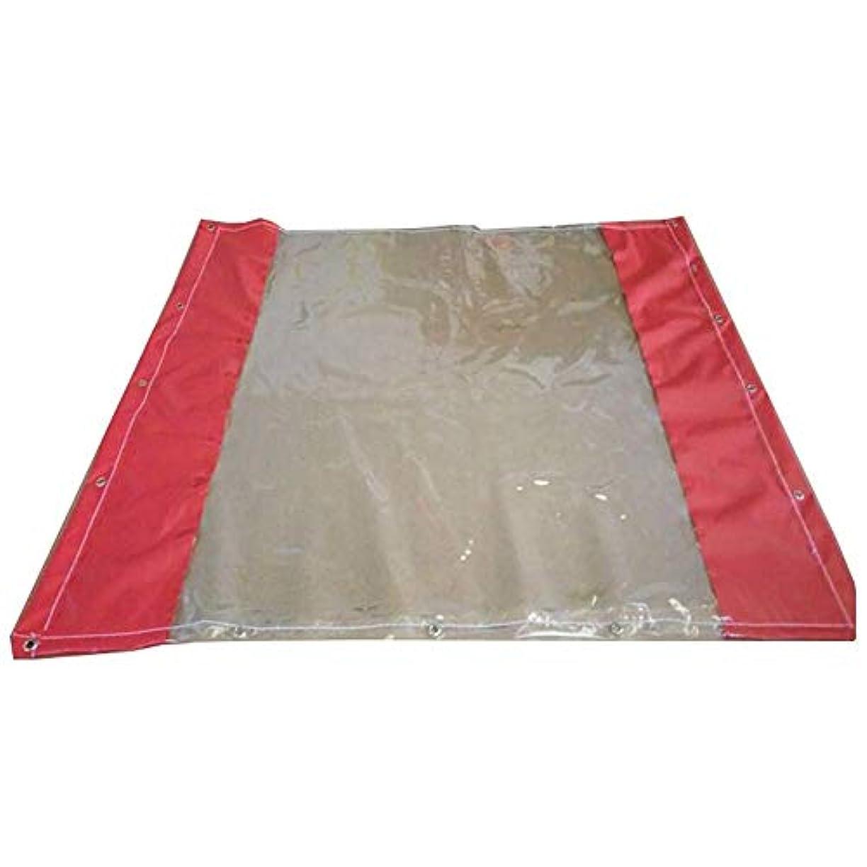 ヘルメット書誌証拠Juexianggou 屋外テント透明防水防水シート防水シートテント共同防水布引き裂き防止テント 防水テントタープ