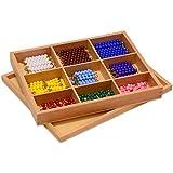 Elite Montessori Checker Board Beads