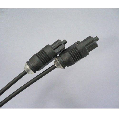 フジパーツ 光ケーブル角型プラグ⇔角型プラグ 光デジタルケーブル /15.0m