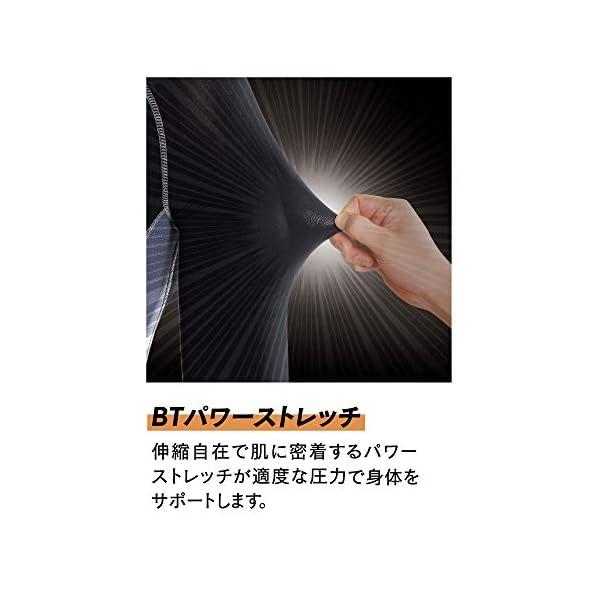 おたふく手袋 ボディータフネス 保温 コンプレ...の紹介画像4