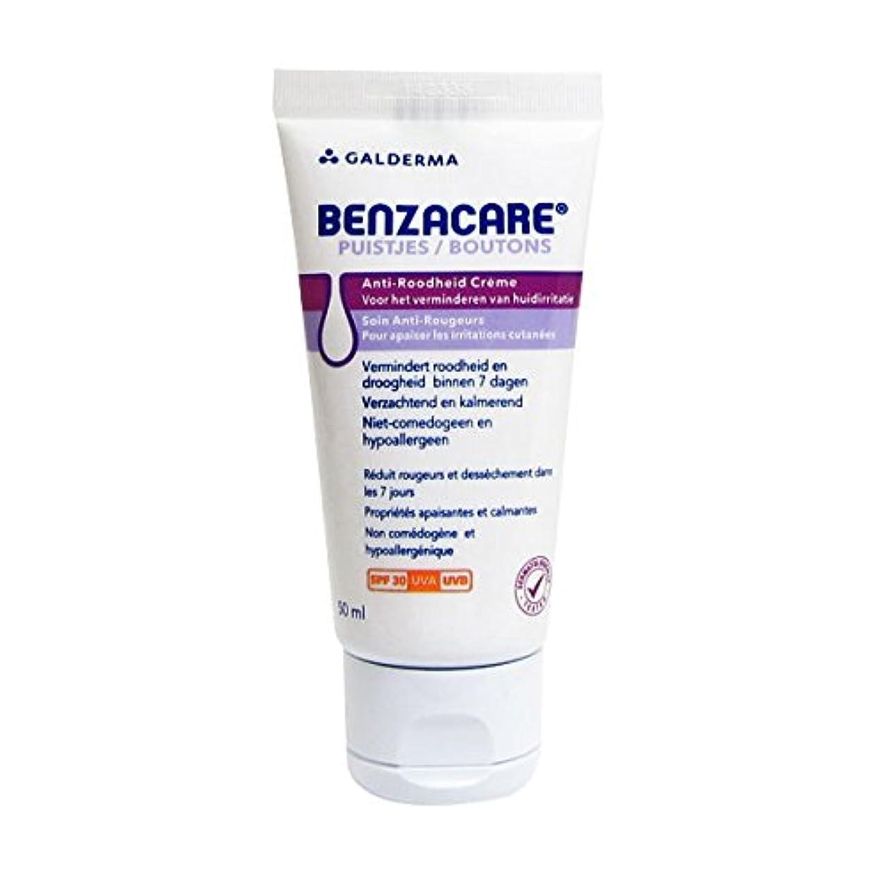 赤ちゃんアカウントいらいらさせるBenzacare Day Moisturizing Cream Spf30 50ml [並行輸入品]