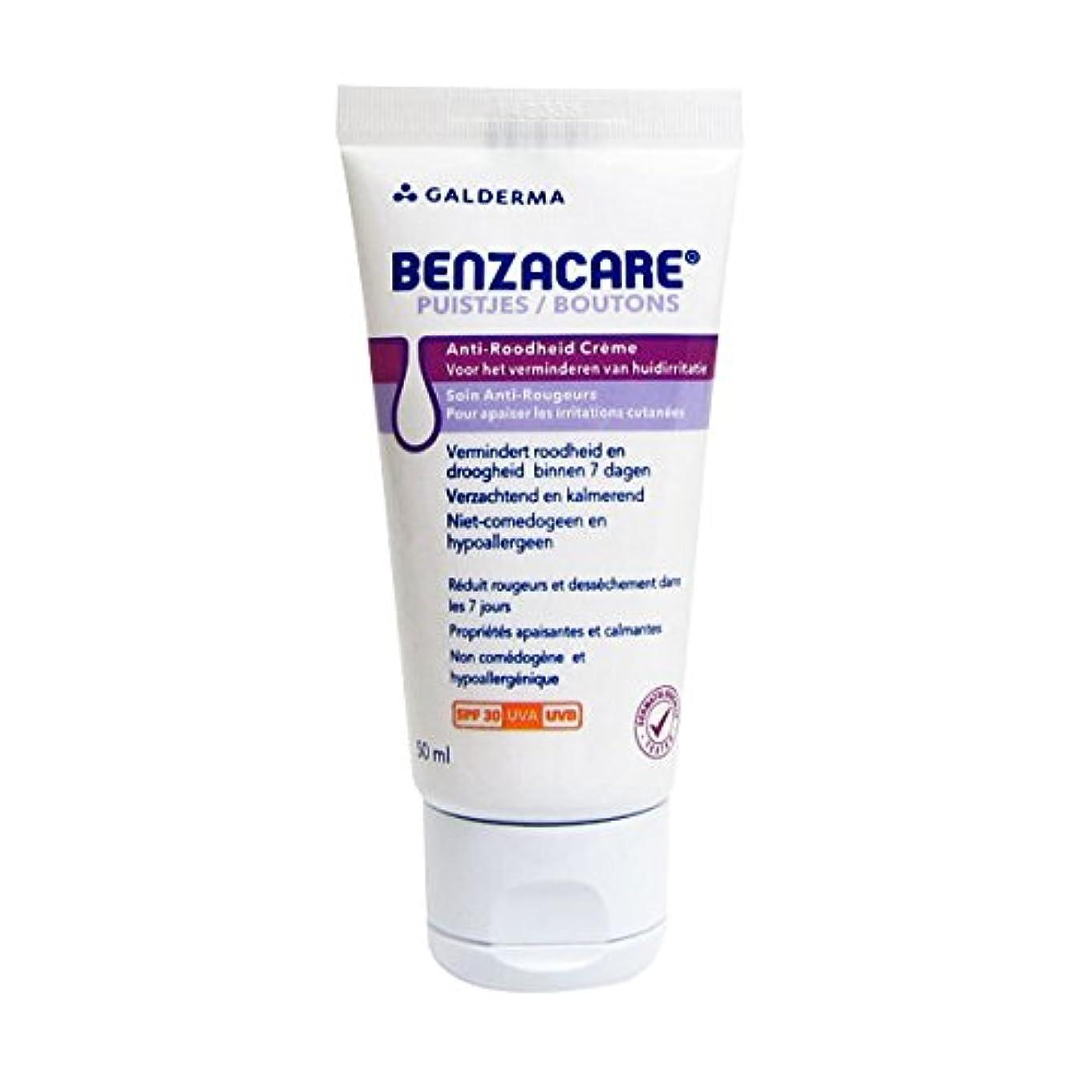 期待してずんぐりした照らすBenzacare Day Moisturizing Cream Spf30 50ml [並行輸入品]