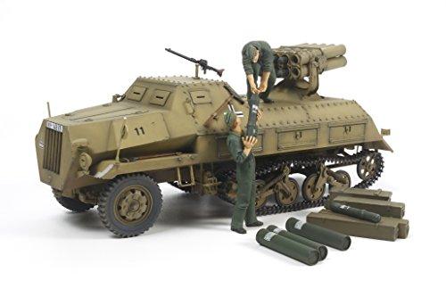 タミヤ 1/35 イタレリシリーズ No.17 ドイツ陸軍 自走ロケット砲 Sd.Kfz.4/1 パンツァーベルファー42型 プラモデル 37017