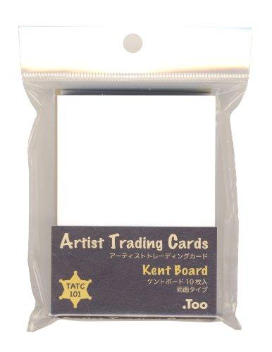 Too アーティストトレーディングカード ATC ケントボード TATC-101