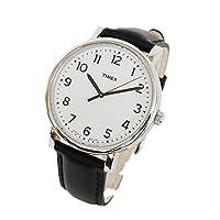 タイメックス TIMEX メンズ 腕時計 モダンイージーリーダー アナログ 2n338 ブラック/ホワイト 正規品 [時計] [時計]
