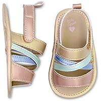 OshKosh B'Gosh Carter's Girls Strappy Sandals Crib Shoe