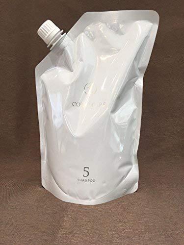 アイケアシャンプー5 ジャスミンブーケの香り 750ml 詰め替え用