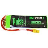 PULSE LIPO 1800mah 4S 75C by Pulse Ultra [並行輸入品]