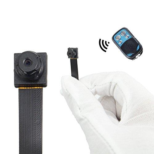FREDI 隠しカメラ 小型 1080P 長時間 録画・録音 スパイカメ・・・
