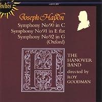 Symphonies 90-92