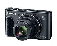 Canon PowerShot SX730 HS (Black) [並行輸入品]