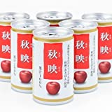 JA全農長野 長野興農秋映りんごジュース (160g×30本)×3箱