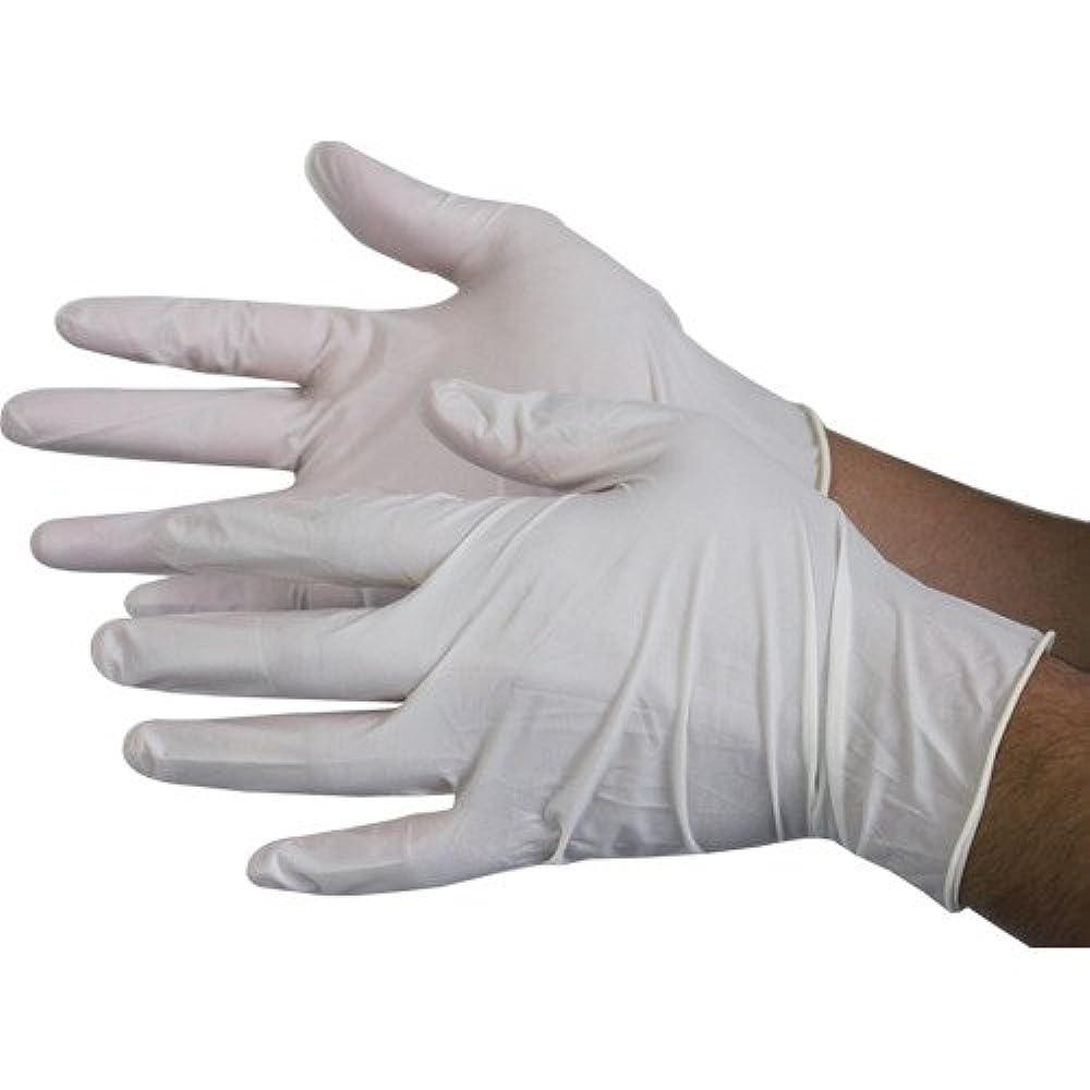 ペースバイオレット特権的天然ゴム極薄手袋 S 100枚入(すべり止め加工)