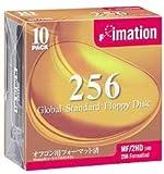 imation イメーション 3.5型 2HD フロッピーディスク 256フォーマット 10枚入