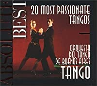 20 Most Passionate Tangos