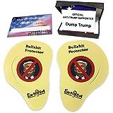 [イヤーノーイービル]Ear No Evil Anti Trump BS Protectors For A Great Political Gag Gift To Stop The Lies And Show You [並行輸入品]