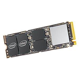 Intel  SSD 760p M.2 PCIEx4 512GBモデル  SSDPEKKW512G8XT