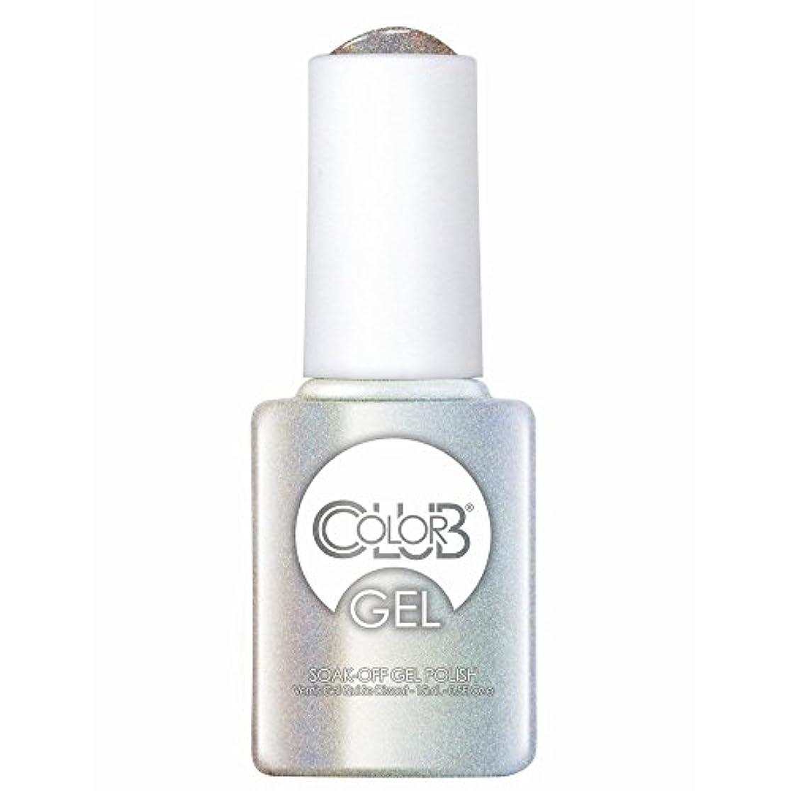ペルメル綺麗な匿名Color Club Gel Polish - Cloud Nine - 0.5oz / 15ml