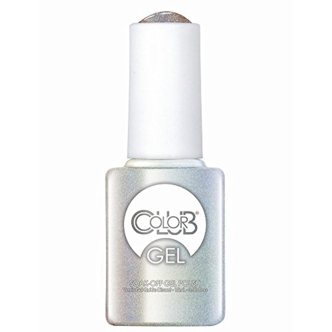 マトンのぞき穴ブラウンColor Club Gel Polish - Cloud Nine - 0.5oz / 15ml