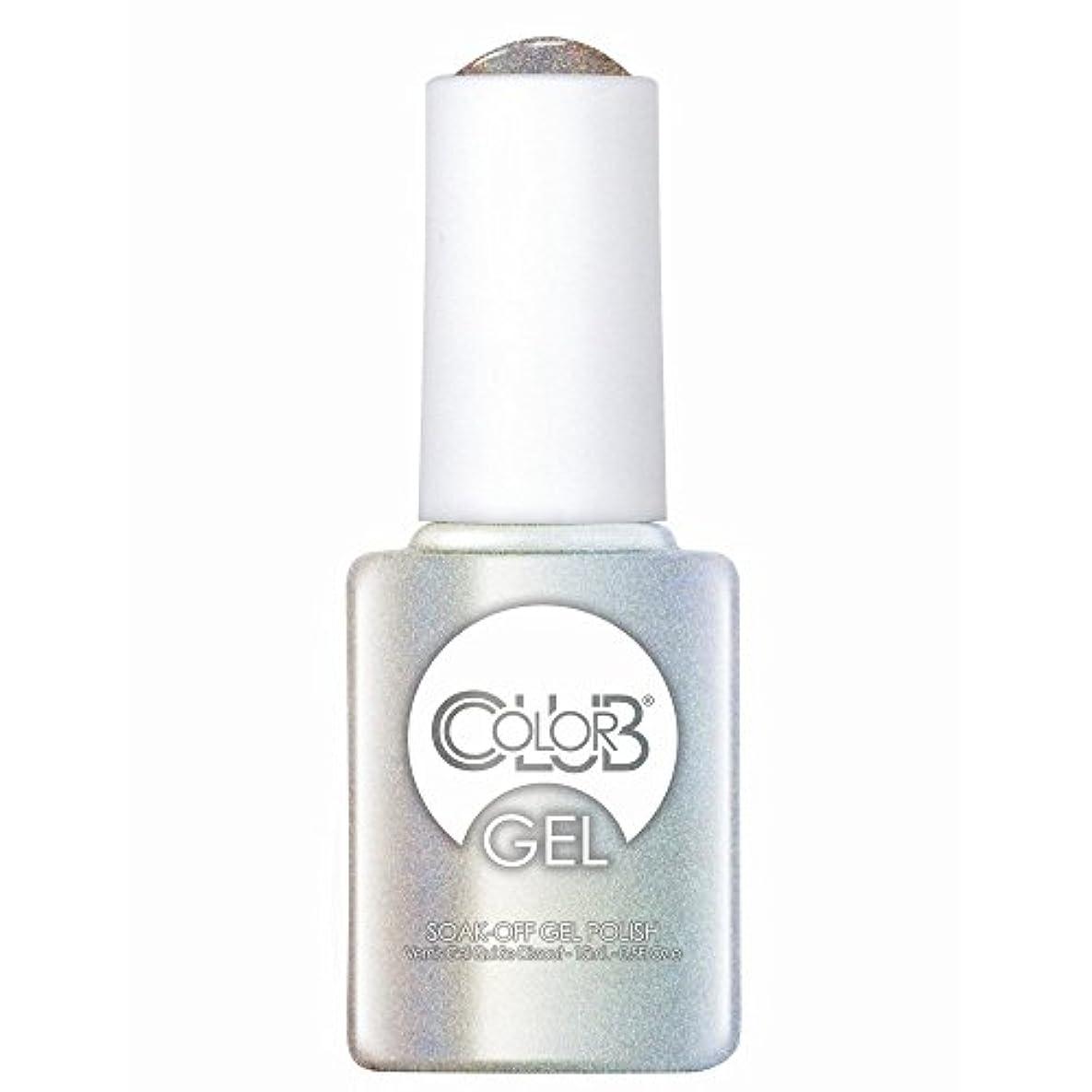 アイデアエンゲージメントはちみつColor Club Gel Polish - Cloud Nine - 0.5oz / 15ml