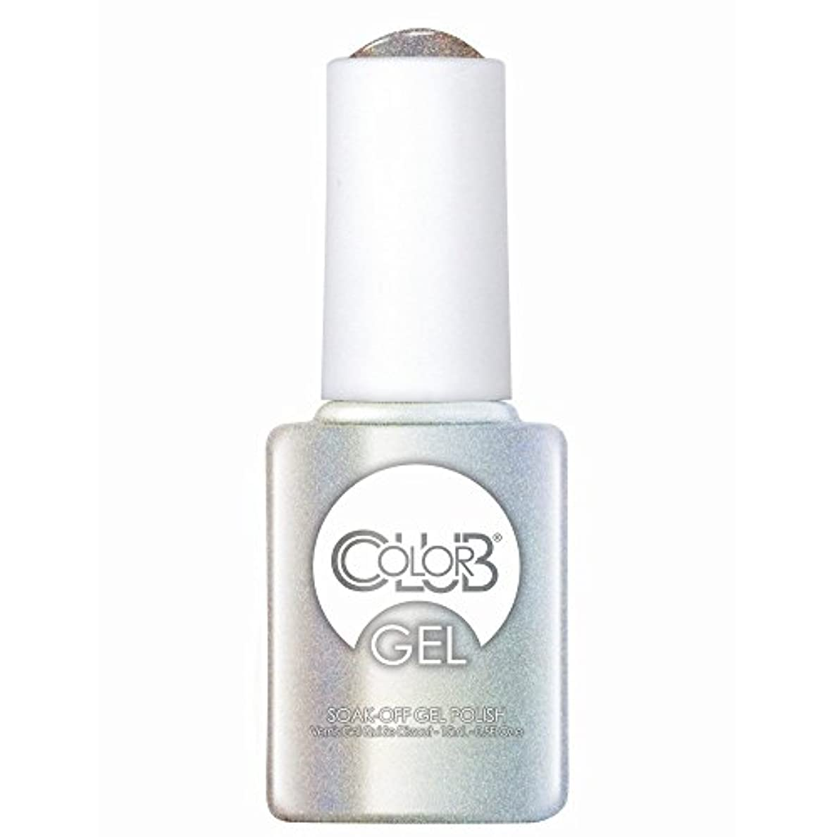 発疹シリーズ残りColor Club Gel Polish - Cloud Nine - 0.5oz / 15ml