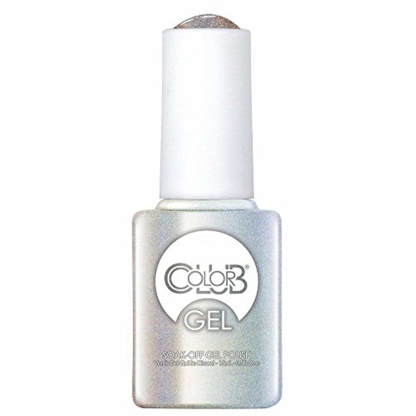 矢避難する摂氏度Color Club Gel Polish - Cloud Nine - 0.5oz / 15ml