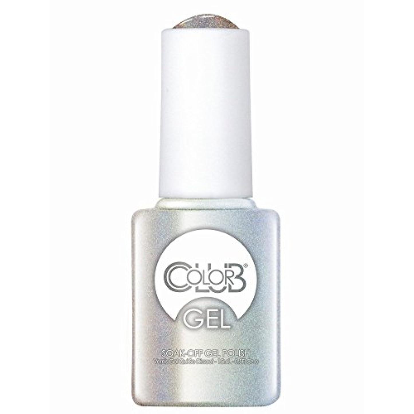 自動メタン辛いColor Club Gel Polish - Cloud Nine - 0.5oz / 15ml