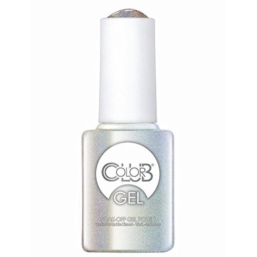 ルネッサンス転用粒Color Club Gel Polish - Cloud Nine - 0.5oz / 15ml