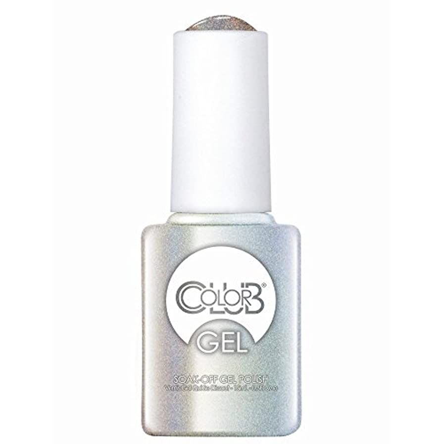 人差し指熱帯の最適Color Club Gel Polish - Cloud Nine - 0.5oz / 15ml