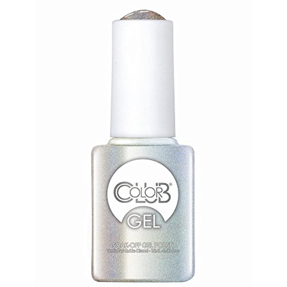 オフセットフットボール容赦ないColor Club Gel Polish - Cloud Nine - 0.5oz / 15ml