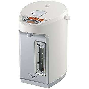 象印 電気ポット 3.0L VE電気まほうびん プライムホワイト CV-WA30-WZ