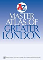 Master Atlas of Greater London (A-Z Street Atlas)