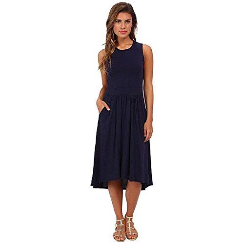 (スリードッツ) Three Dots レディース ドレス パーティドレス Shell Tank Dress w/ Pockets 並行輸入品