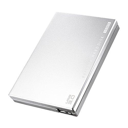 I-O DATA HDD ポータブルハードディスク 500GB Wii U対応(Y字USBケーブル付) 日本製 HDPC-UT500YSB