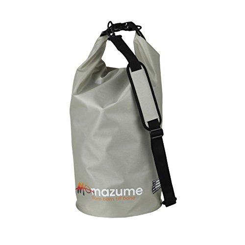 MAZUME(マズメ) ウォータープルーフバッグ II MZBK-307-02 ライトグレー