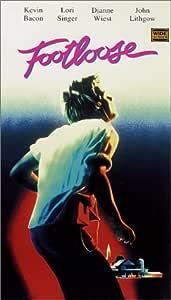 フットルース【字幕ワイド版】 [VHS]