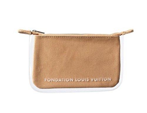 ルイヴィトン財団  美術館  限定品  FONDATION LOUIS VUITTON  限定  ポーチ  並行輸入品
