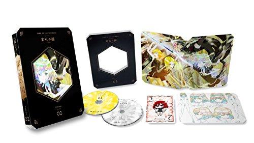 宝石の国 Vol.2 (初回生産限定版)(イベントチケット優先販売申し込み券付き) [Blu-ray]