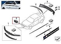 GTV INVESTMENTS 2 F22ラジエーター右グリルMパフォーマンス51712336816 2336816新品