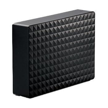 Seagate USB3.0接続 外付けハードディスク 3.0TBPC・TV/レコーダー録画対応モデル【WEB限定商品】 SGD-JNZ030UBK