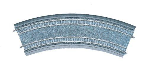 Nゲージ関連用品 複線カーブレールDC317・280-45 (F) (2本セット) 1161